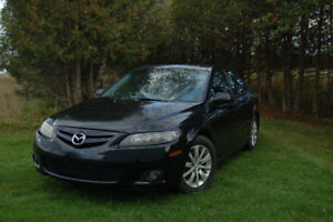 2008 Mazda6 GT I4 *LUXE + Tires