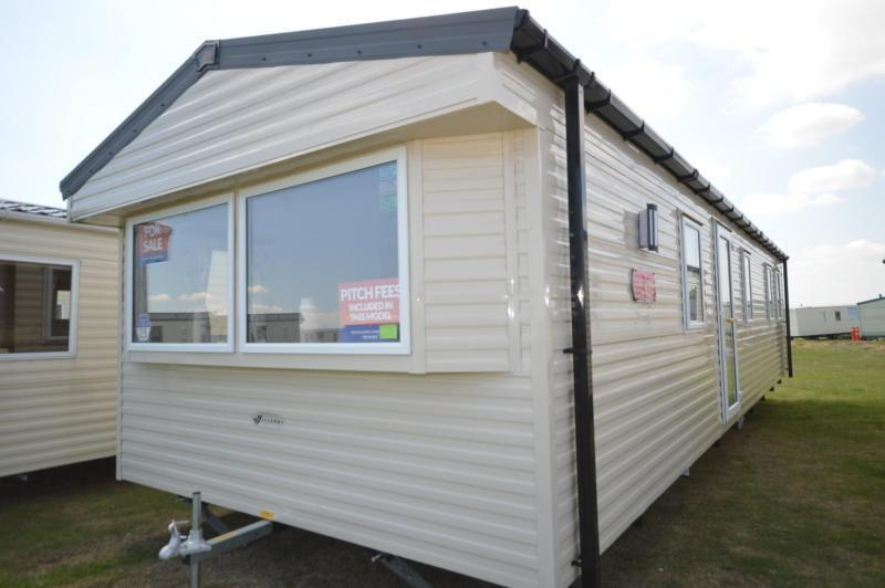 Static Caravan Isle of Sheppey Kent 3 Bedrooms 8 Berth Willerby Caledonia 2017