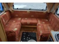 2007 ELDDIS SUNTOR 120 330 L1 SWB 2.2 DIESEL 120 BHP MANUAL 2 BERTH 3 DOOR MOTOR