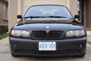 2004 BMW 325I Sedan E46 automatic black