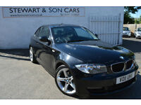 2011 11 BMW 118D SPORT DIESEL COUPE **£30 ROAD TAX**