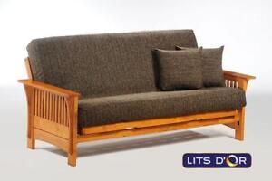 futon base + matress for 279$