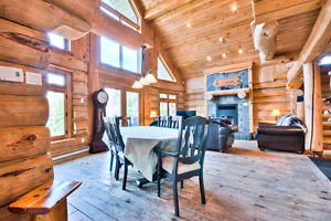 LOG HOME LAC SINCLAIR Gatineau Ottawa / Gatineau Area image 4