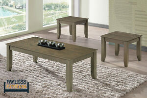NEW ★ 3 piece coffee table sets ★ Can Deliver Kitchener / Waterloo Kitchener Area image 1