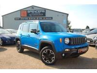Jeep Renegade M-JET TRAILHAWK