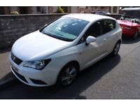 Low mileage 2014 Seat Ibiza Toca (excellent condition)