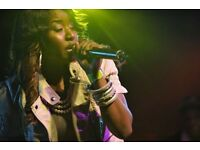 Female Session Singer Available - Weddings, Corporate Events, Song Demos, Functions + More