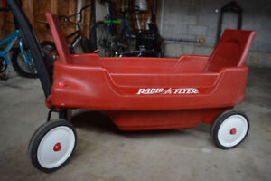 Radio Flyer Pathfinder Wagon - Used One Summer - Sits in Garage