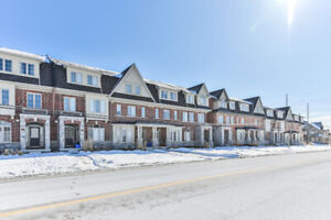 Absolutely Stunning 2 Years New Townhome In Desirable Pickering