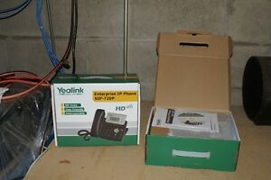 HD IP Phone-Yealink SIP-T20P New in Box