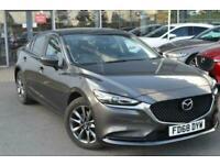 2018 Mazda 6 2.0 SE-L Lux Nav+ 4dr Saloon Saloon Petrol Manual