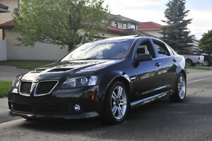 2009 Pontiac G8 - Powerful. Well Maintained. No surprises.