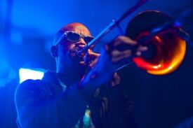 Trombone player wanted for funk + soul band