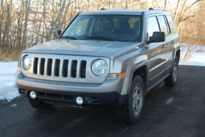 2016 Jeep Patriot High Altitude for Sale