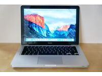 APPLE MACBOOK PRO (2011) - excellent condition -core i5-2.3GHz/4GB/500GB