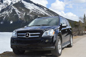 2009 Mercedes-Benz GL-Class 320 Bluetec SUV, Crossover