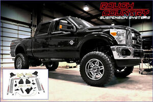 Ens. de Suspension 6'' Rough Country Ford F250 2011-15