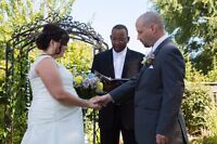 Experienced Minister/ Officiant