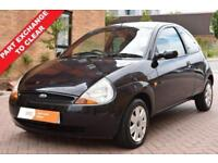2004 04 FORD KA 1.3 COLLECTION A/C 3D 69 BHP P/X TO CLEAR