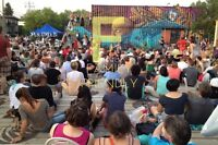 ContainR Artisans/Vendors for Music and Market Square