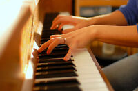 Piano Lessons for Stay-At-Home-Moms and Dads!