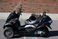 Piaggio MP3 250 ei..... King of scooters