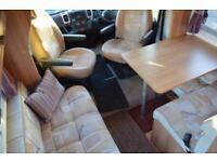 2012 BAILEY APPROACH 745 SE PEUGEOT BOXER 2.2 DIESEL MANUAL 130 BHP 4 BERTH 4 TR