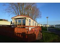 Luxury Lodge Chichester Sussex 2 Bedrooms 6 Berth Cosalt Vienna 2005 Chichester