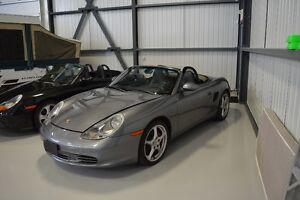 Pièces carrosseries Porsche Boxster S 2003 gris