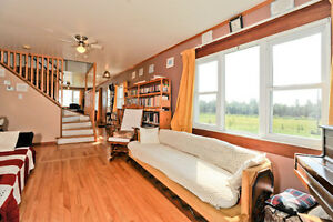 Peaceful Country Living in South Stormont on Private 5.95 Acres Cornwall Ontario image 4