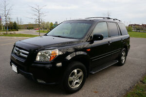 2006 Honda Pilot EX-L, 4WD, Automatic, Leather, Sunroof