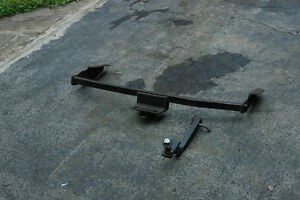 PT Cruiser trailer hitch