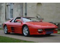 1992 Ferrari 348 TS Targa Coupe Petrol Manual