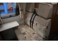2015 ELDDIS MAJESTIC 125 MOTORHOME 2 BERTH 4 TRAVELLING SEATS 2.2 DIESEL 6 SPEED