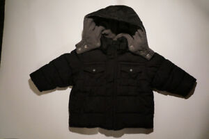 Winter Jacket, Size 12-18 months