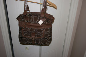 WOMEN'S COACH SATCHEL(NEW)