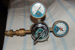 Gas Regulator $100 OBO