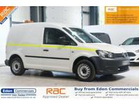 2011 61 VOLKSWAGEN CADDY 1.6 C20 TDI 75 74 BHP *LOW MILEAGE* DIESEL