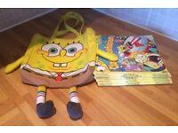 Spongebob books x12