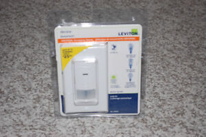 Decora IllumaTech universal occupancy/motion detector