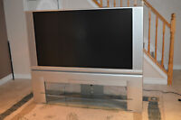 "Hitachi 60"" HD Widescreen TV (With Stand)"