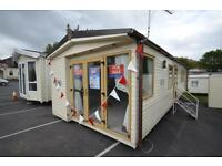 Static Caravan Paignton Devon 2 Bedrooms 6 Berth ABI St David 2011 Waterside