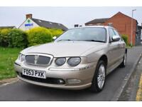 Rover 75 2.0 CDTi Connoisseur SE 4dr ( heated leather seats)