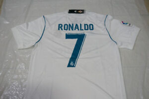 REAL MADRID Soccer Jerseys! Best Quality! BRAND NEW WITH TAGS!