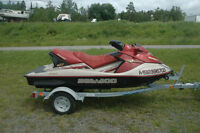 2002 Sea Doo GTX LTD