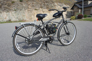 49cc Gas Motorized Bicycle