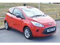 2014 FORD KA 1.2 Studio Connect 3dr [Start Stop]