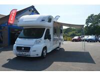 2008 SWIFT VOYAGER 685FB 40 MULTIJET 2.3 DIESEL 4 BERTH 6 SEATS WITH ADDITIONAL