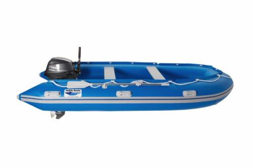 rib boot Noble Boats 3,90m. aluminium ribboot nieuw!