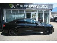 2015 AUDI A5 TDI S LINE BLACK EDITION PLUS SAT NAV COUPE DIESEL